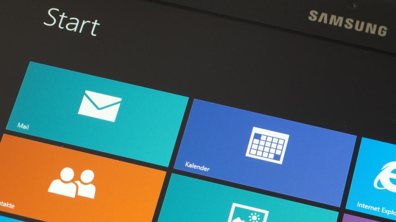 Samsung ATIV Tab im Test: Tablet mit Windows RT aus Südkorea
