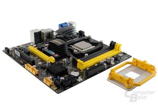 Foxconn A88GMX mit AMD Phenom II X3 740 Black Edition