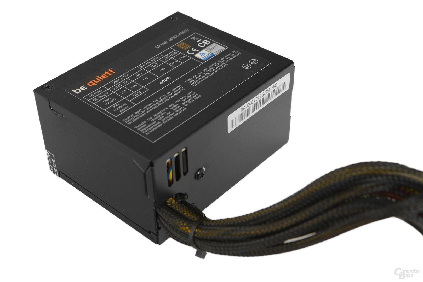 BeQuiet! SFX Power 2 400 Watt