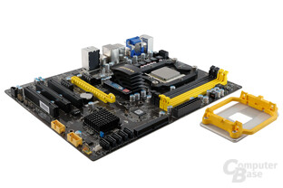 Foxconn A88GA-S mit AMD Phenom II X3 740 Black Edition