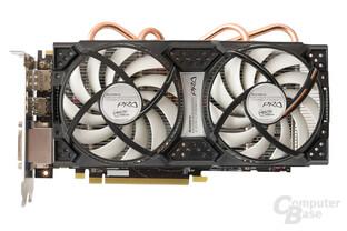 ATi Radeon HD 6850 mit Arctic Cooling Accelero Twin Turbo Pro
