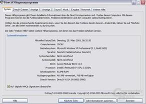 Final DirectX 9.0