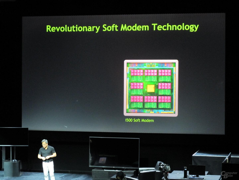 Soft Modem i500