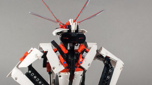 Lego stellt Mindstorms EV3 vor