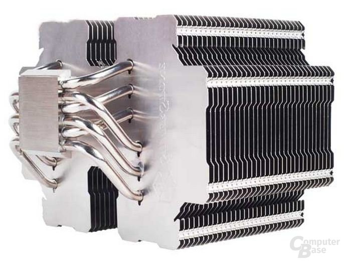 SilverStone HE02 CPU-Kühler