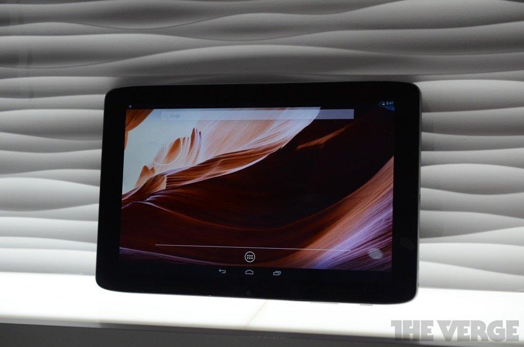 Vizio-Tablet mit 10,1 Zoll-Display und Tegra 4