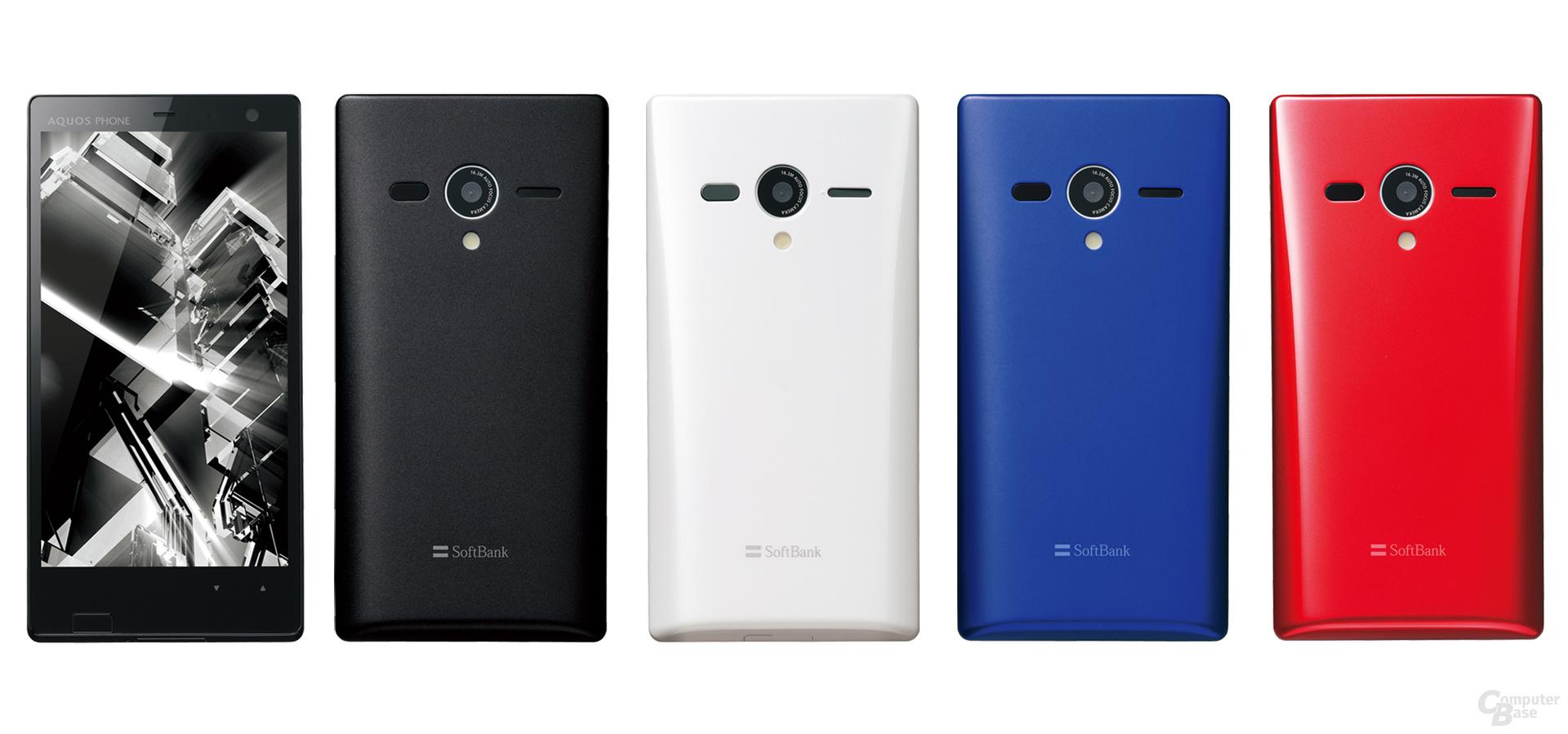 IGZO-Smartphone