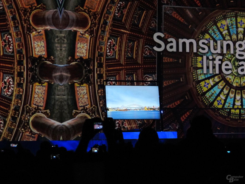 Samsung UN85S9 UHD TV