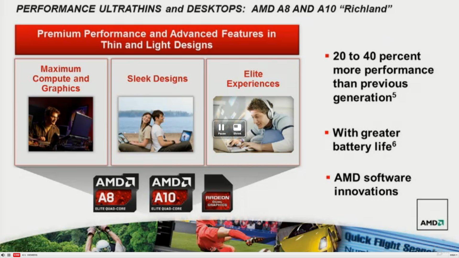 """AMD """"Richland"""" APU"""