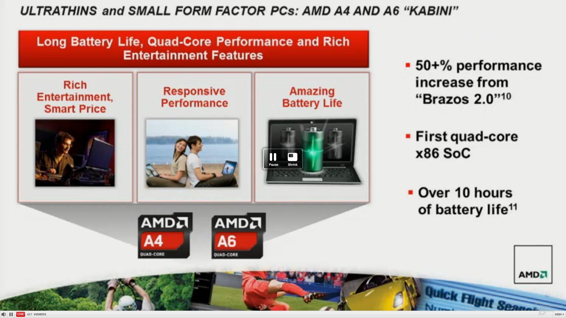 """AMD """"Kabini"""" APU"""