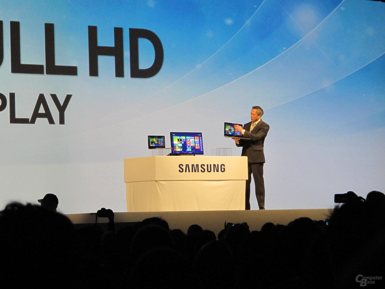 Samsung Series 7 Chronos