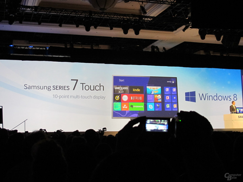 Samsung Series 7 Touch