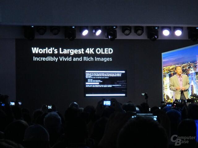 Sony 4K-OLED-TV