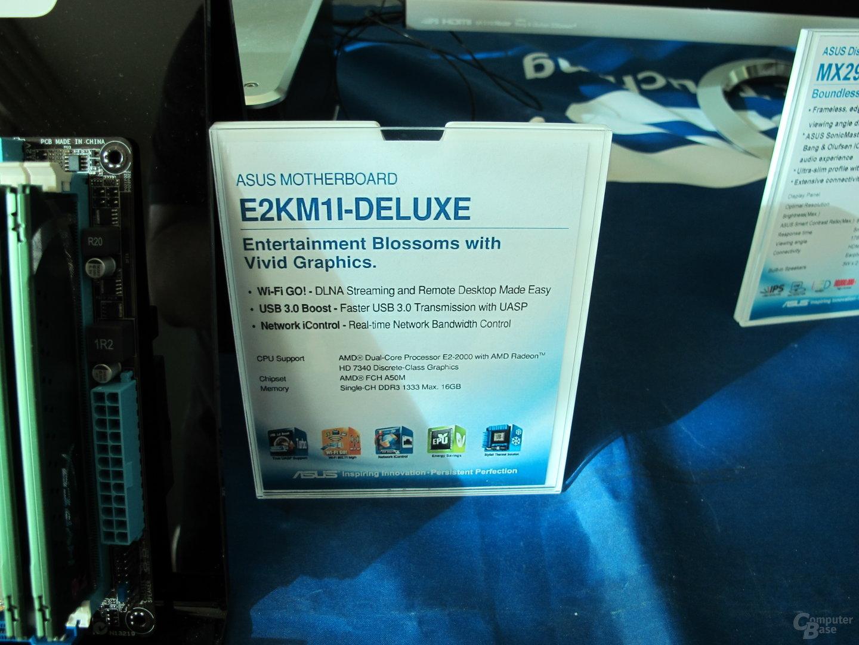 Asus E2KM1I Deluxe