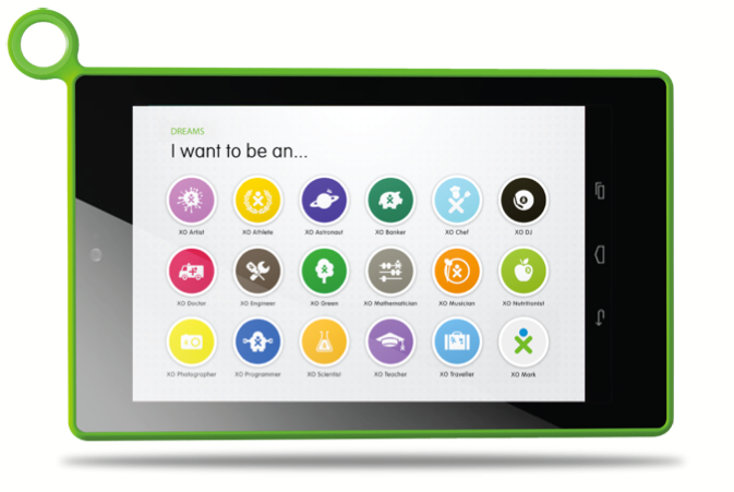 OLPC XO Tablet