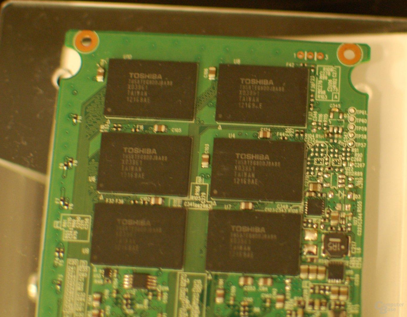 Enterprise-SSD mit SLC-Speicher
