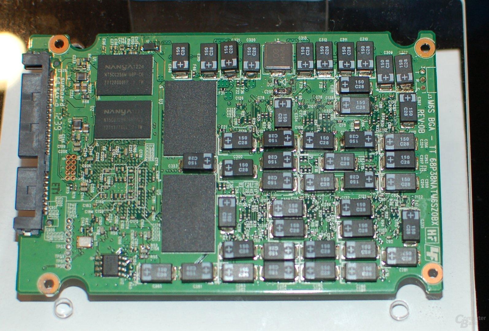 Enterprise-SSD mit Schutz gegen Stromausfall