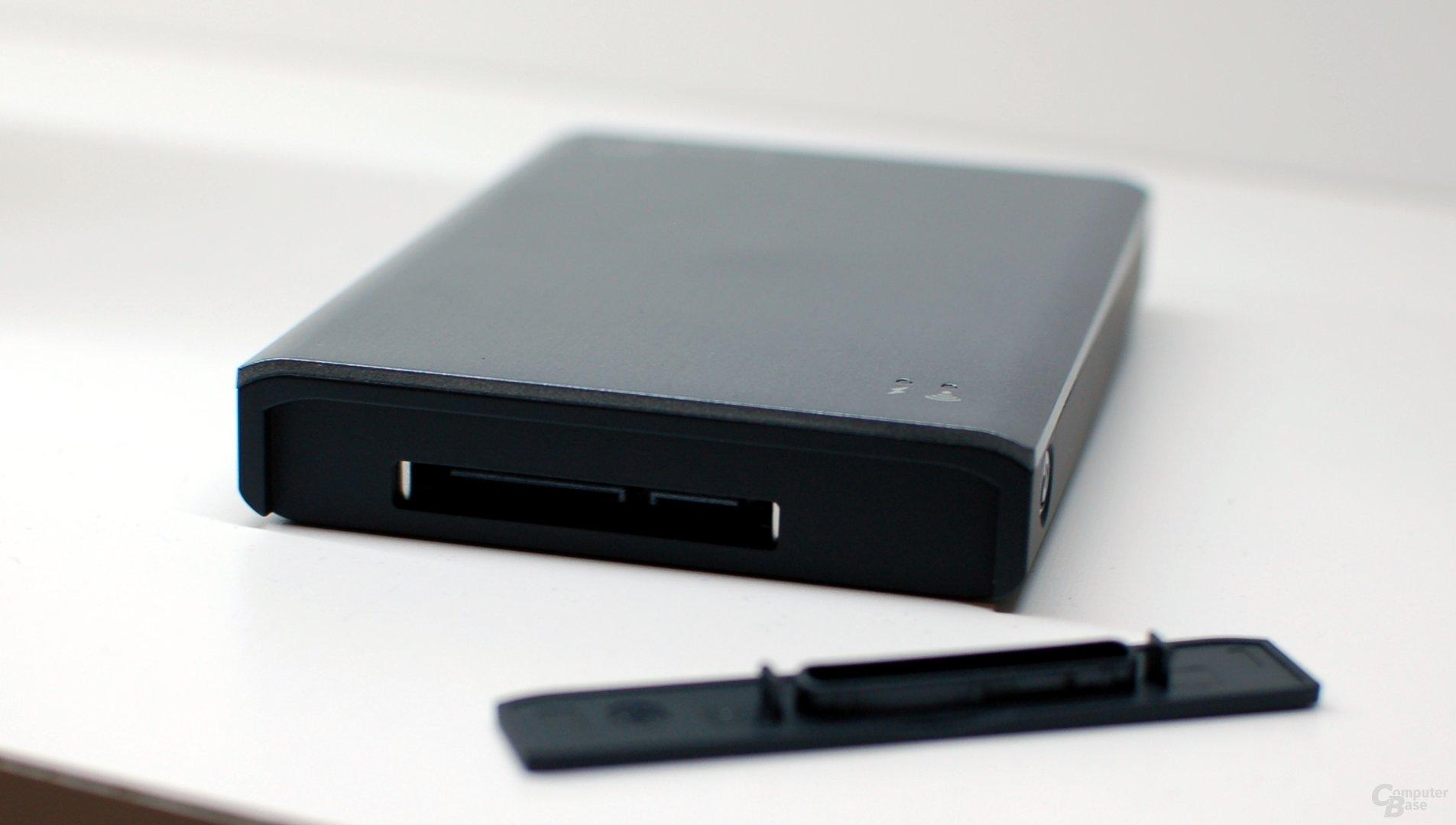 Seagate Wireless Plus4