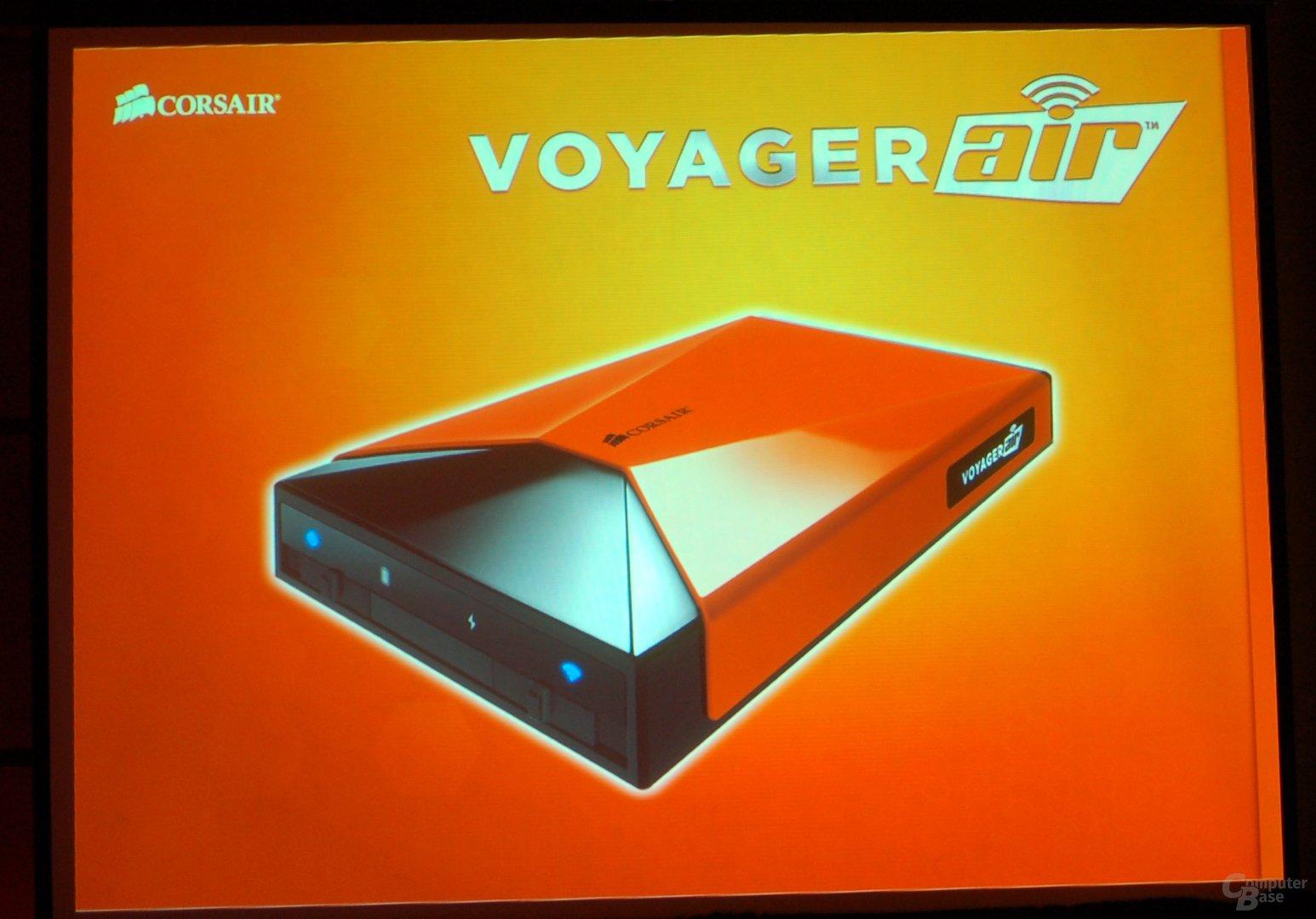 Corsair Voyager Air