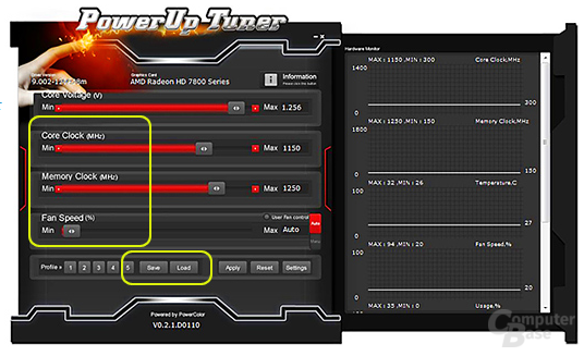 PowerColor Powerup Tuner 0.2