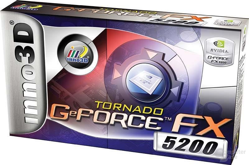 Tornado FX 5200 Box