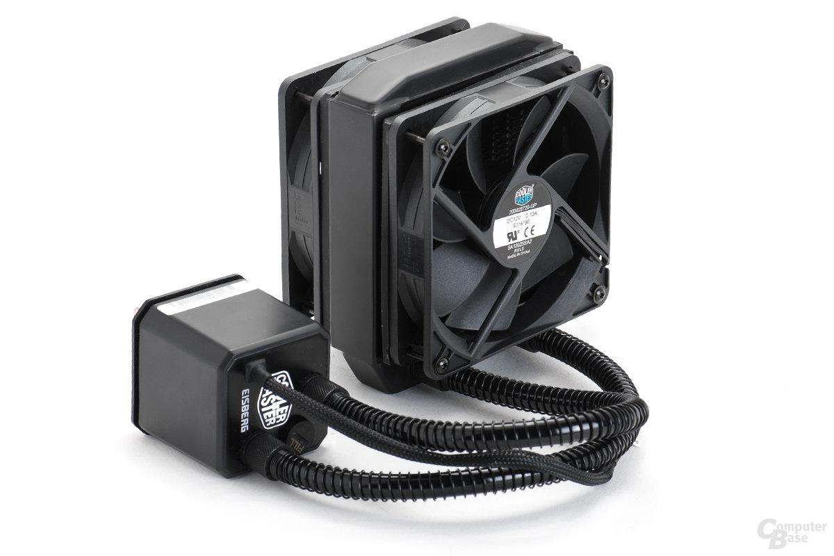 Cooler Master Eisberg Prestige 120L
