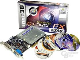Tornado FX 5200 Bundle