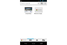 Android 4.2.1 - Chrome