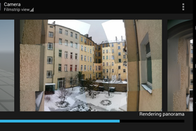 Android 4.2.1 - Photo Sphere