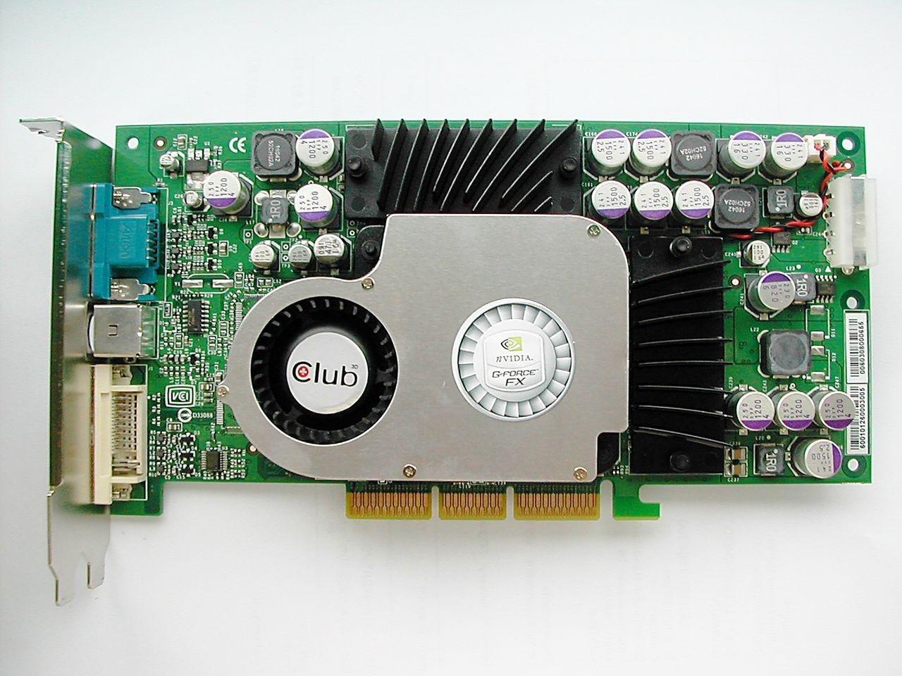 GeForce FX 5800