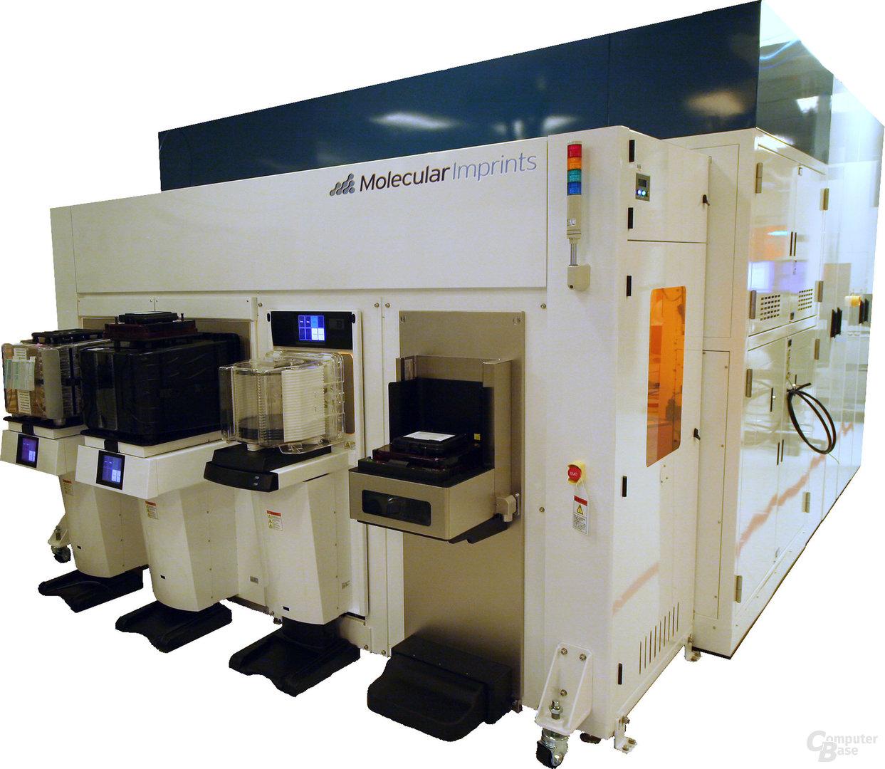Molecular Imprints Imprio 450 Lithography System.