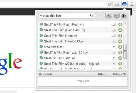 BitTorrent Surf Einstellungen
