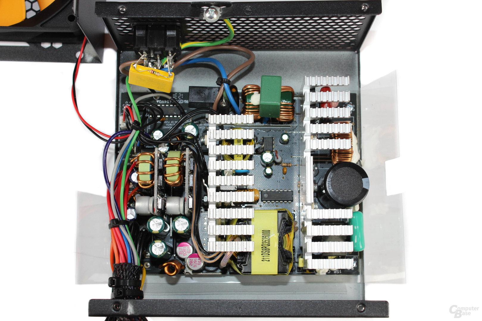 Übersicht Elektronik