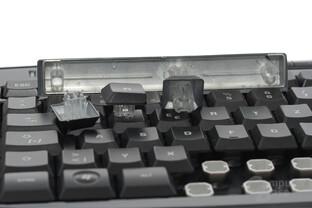 Roccat Isku FX – Keycaps