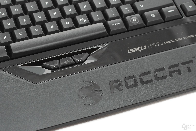 Roccat Isku FX – Daumentasten