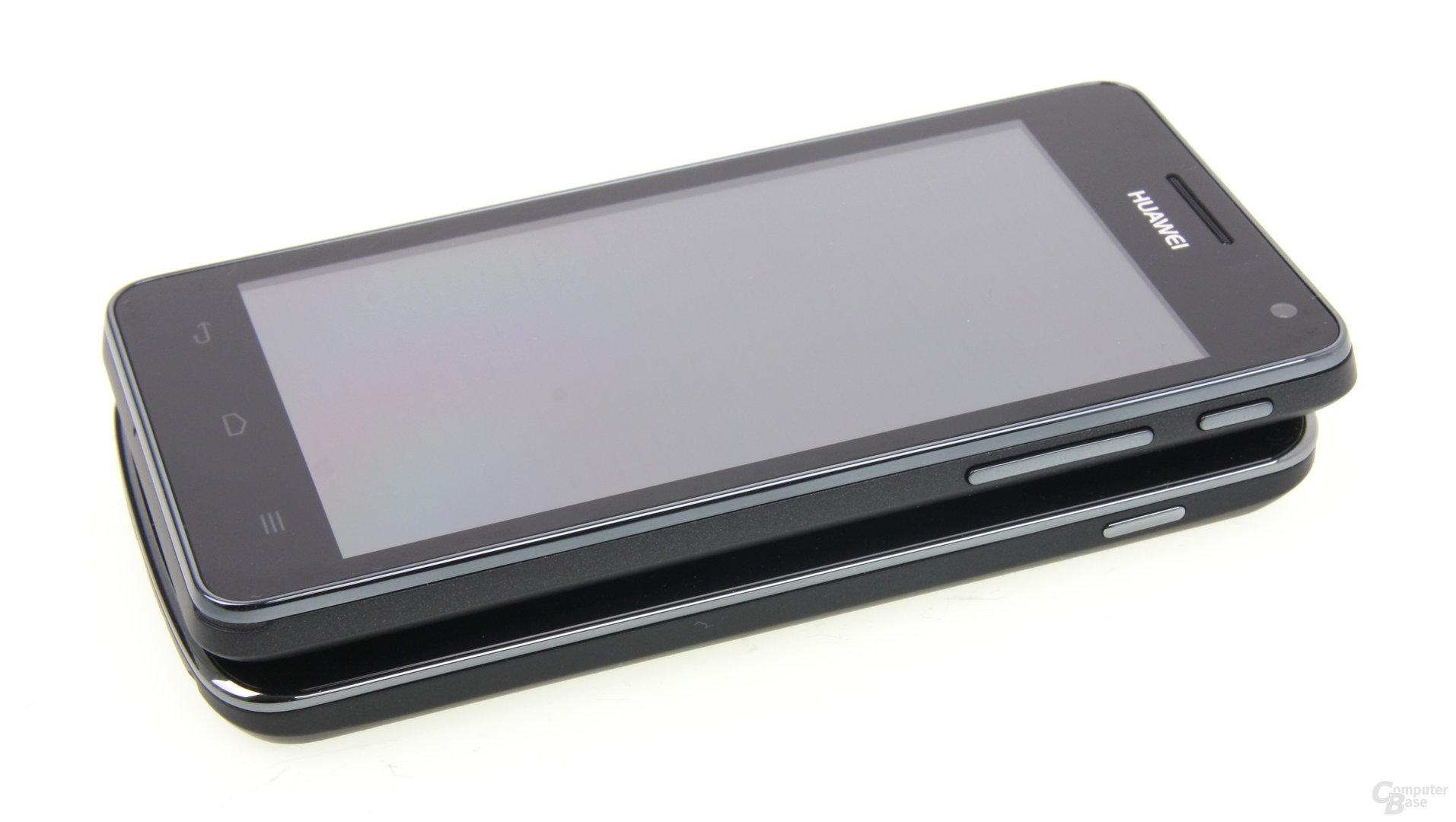 Huawei Ascend G 615 und Nexus 4