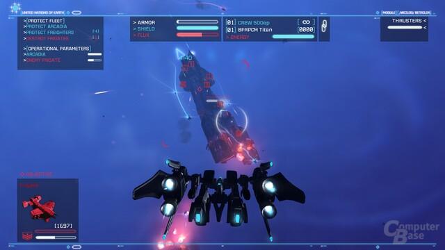 Strike Suit Zero im Test