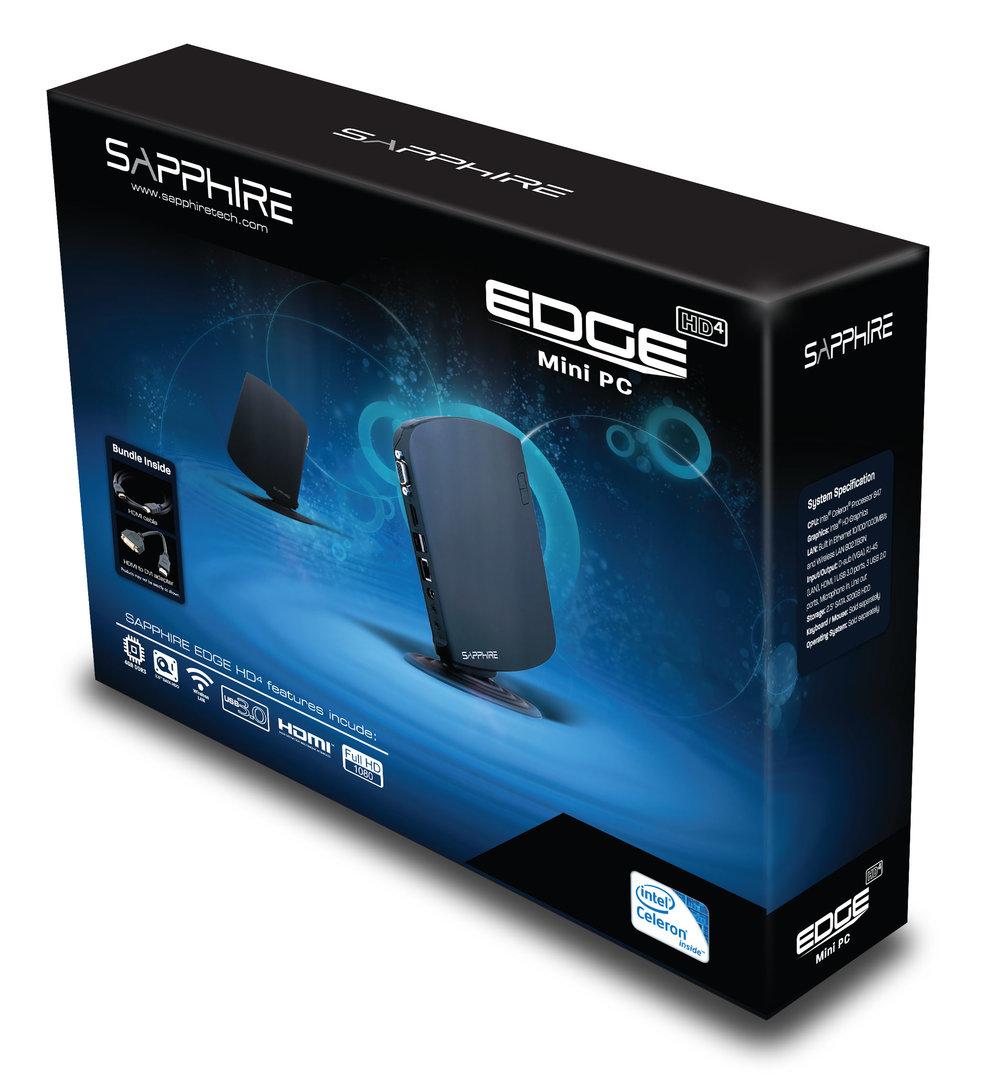 Sapphire Edge HD4