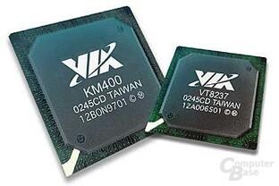 VIA KM400