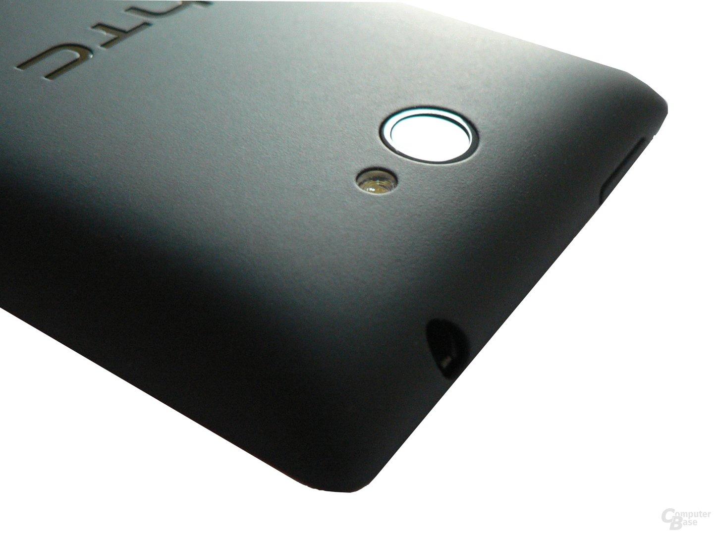 HTC 8S – Kamera-Linse
