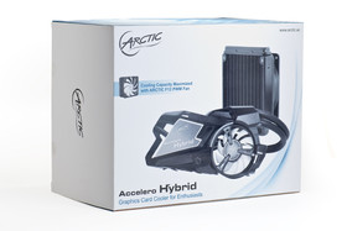 Arctic Accelero Hybrid Verpackung