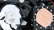 Arctic Accelero Hybrid im Test: GPU-Kühler mit Luft und Wasser