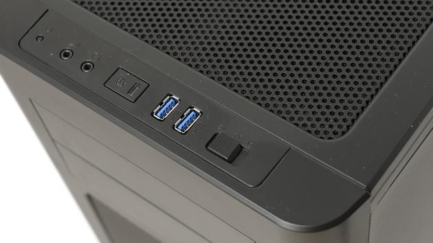Fractal Design Arc Midi R2 im Test: Ein Define R4 mit dem Ziel Kühlleistung