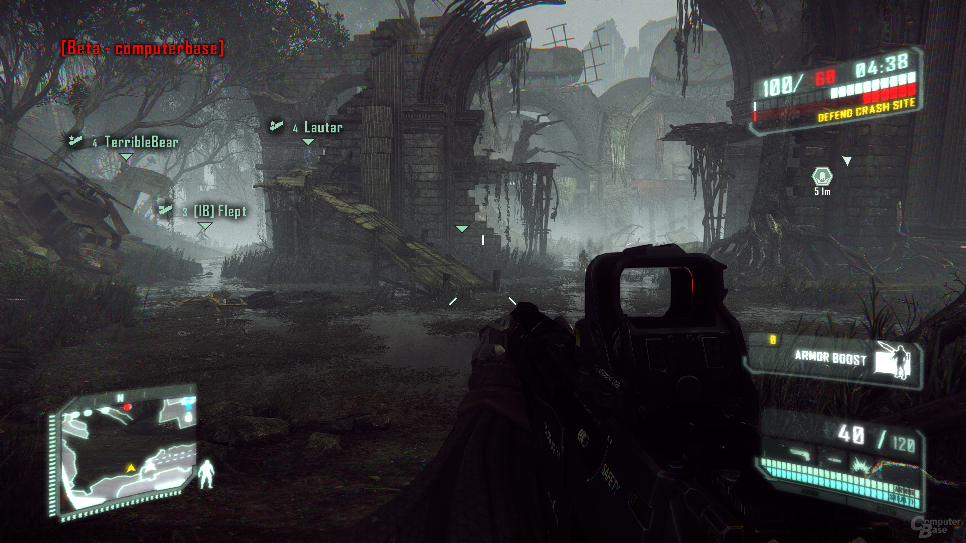 Crysis 3 Open Multiplayer Beta