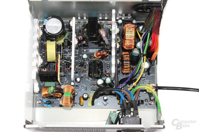 Cougar A300 – Überblick Elektronik