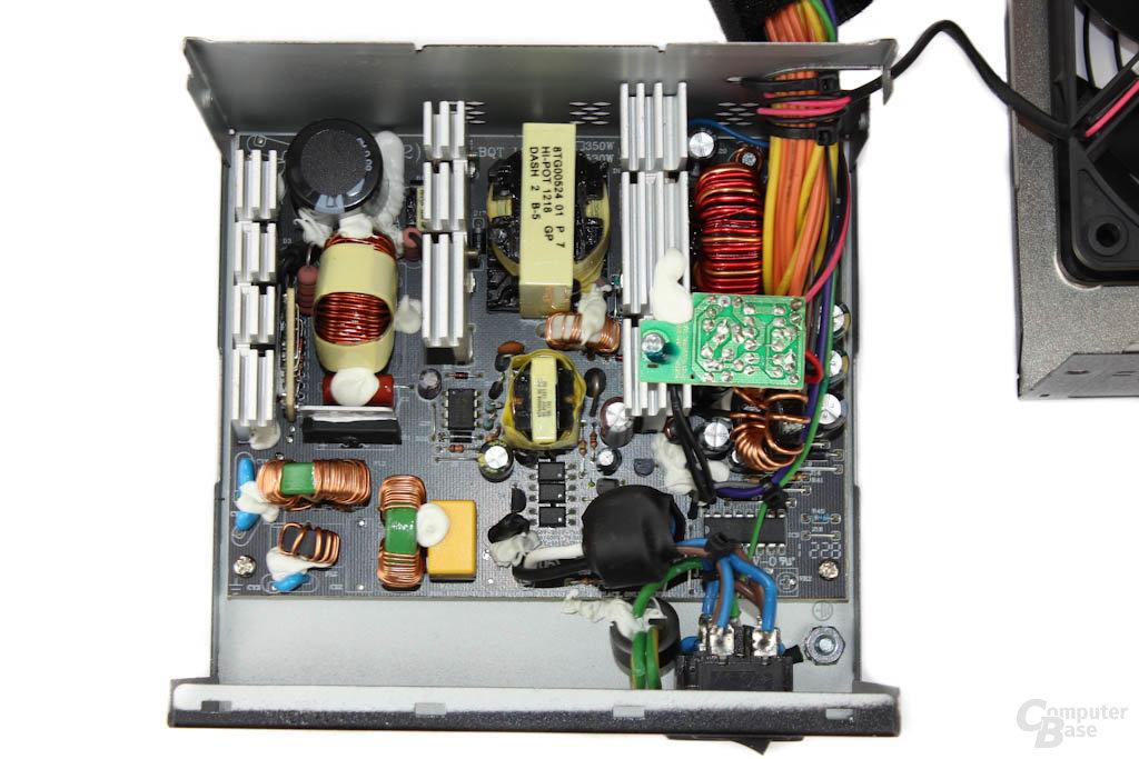 be quiet! Pure Power L7 – Überblick Elektronik