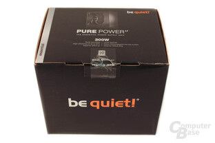 be quiet! Pure Power L7 300 Watt – Verpackung