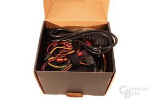be quiet! Pure Power L7 300 Watt – geöffnete Verpackung