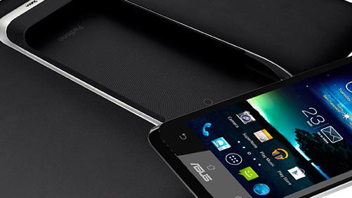 Asus Padfone 2 im Test: Die Smartphone-Tablet-Hochzeit