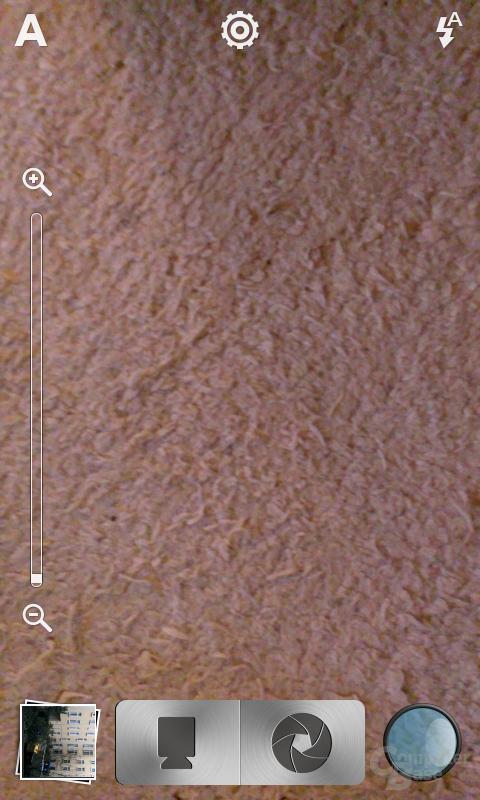 HTC One SV Kamera-App